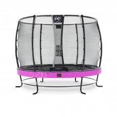 Батут Exit Elegant Premium Purple 305 см с сеткой Deluxe