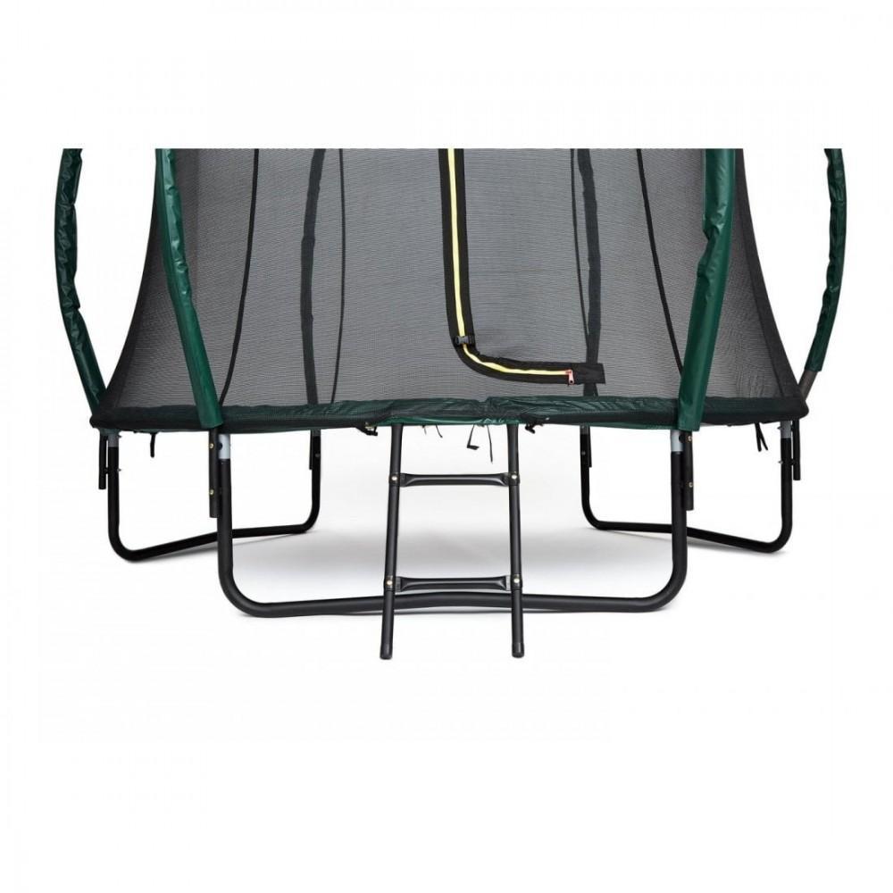 Батут Fit-On 312 см с сеткой и лестницей