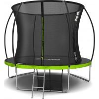 Батут Zipro Jump Pro Premium 312 см с внутренней сеткой и лестницей