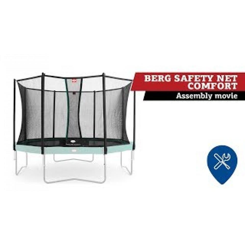 Защитная сетка для батута Berg Comfort 200