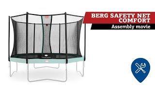 Монтаж сітки безпеки Berg Comfort