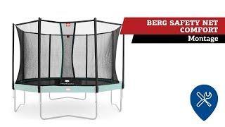 Монтаж сітки безпеки Berg Comfort нового покоління