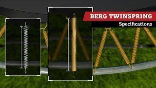 Пружини Berg Twinspring
