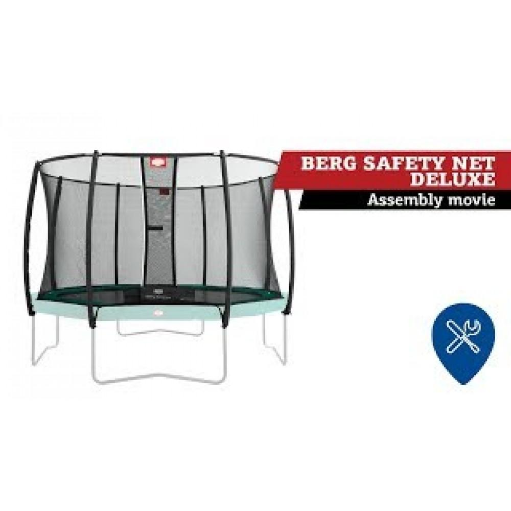 Cетка безопасности для батута Berg Deluxe 330