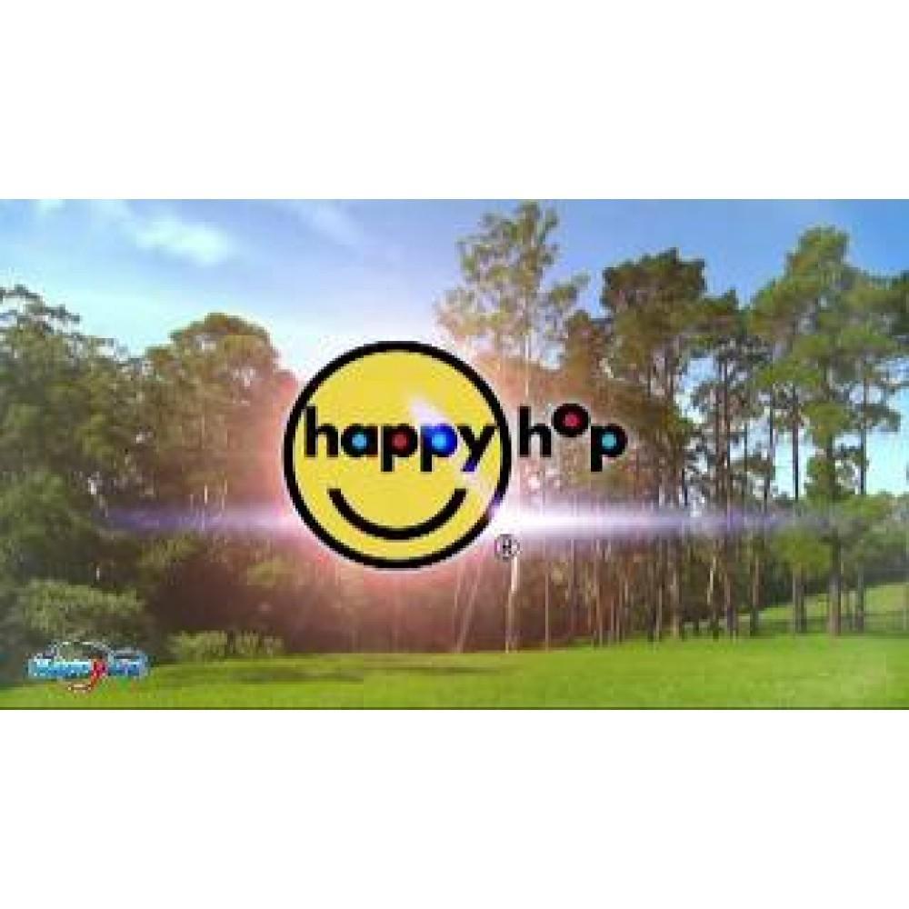 """Надувной батут Happy Hop """"Полоса препятствий"""""""