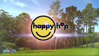 Надувний батут Happy Hop